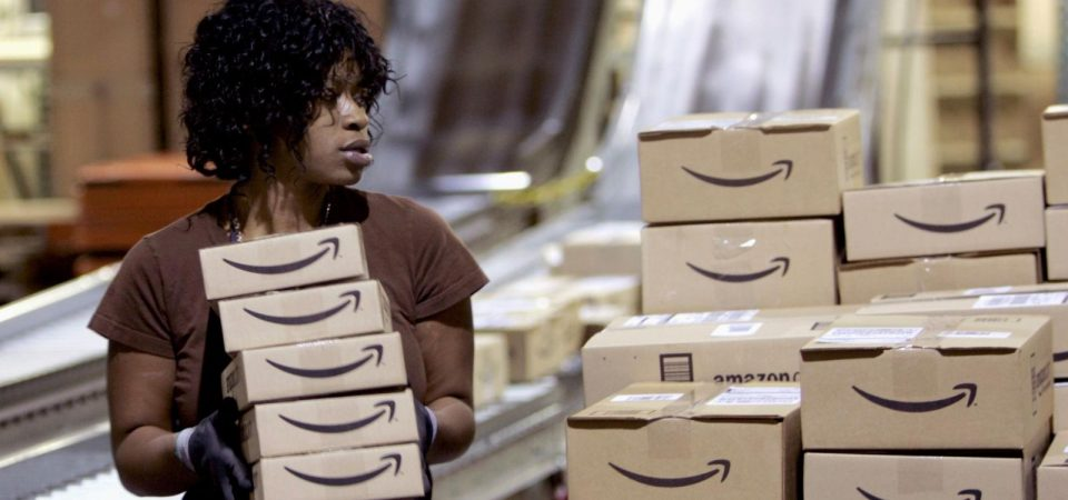 Amazon Goes Cash for Delivery in Africa With Western Union