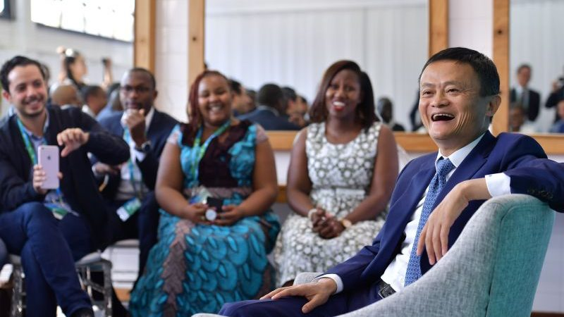 Alibaba Jack Ma's Africa Netpreneur $1 Million Prize Opens Applications