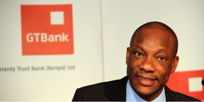 The GTBank's Special Letter