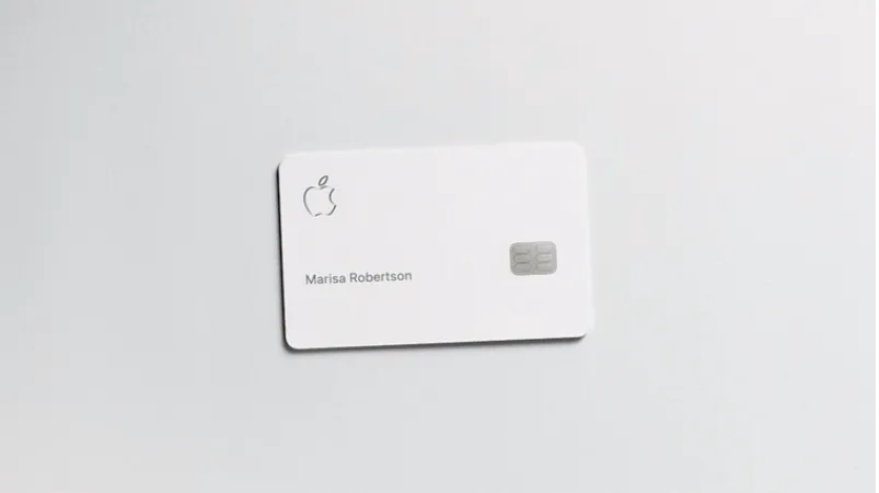 Fintechs, Apple Just Changed Your Sector with Number-less, CCV-less, and Non-Expiring Card