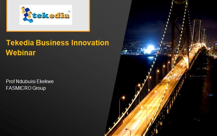Tekedia Business Webinar – Q/A Session #3 [Video]