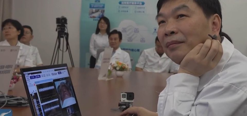 5G Technology Enables World's First Remote Brain Surgery