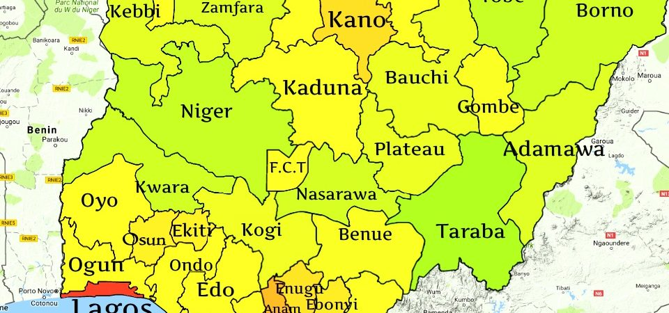 Relationship Between Literacy and Productivity Across 36 States of Nigeria
