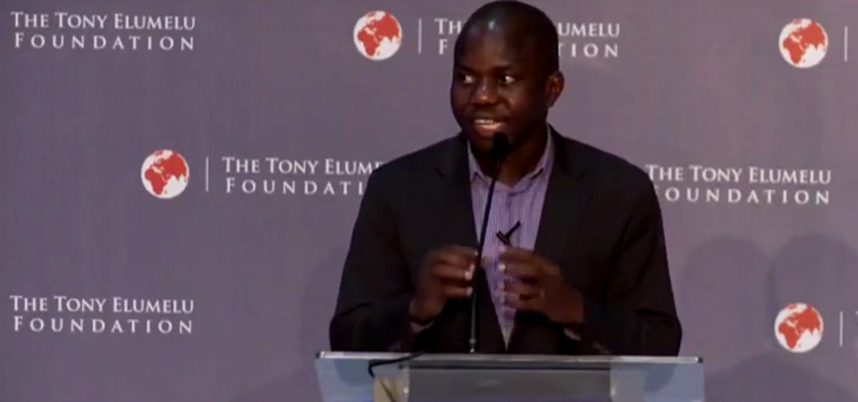 """Extending the Frontier"" by Ndubuisi Ekekwe [Video]"
