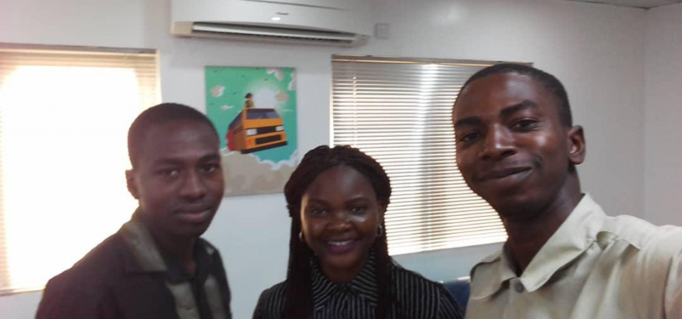 Nigeria's Olafenwa Brothers – Amazing AI Geeks With Vision