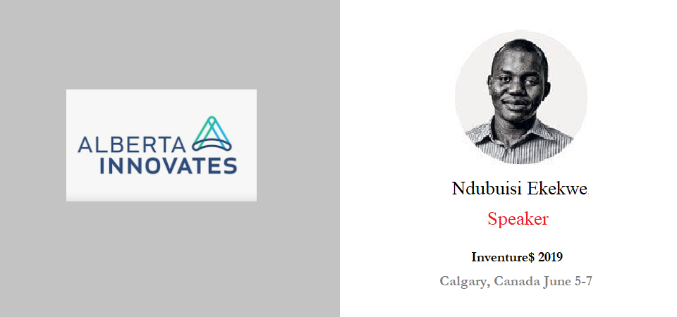 Connect with me at Inventure$ 2019, Calgary Canada – Speaking Therein