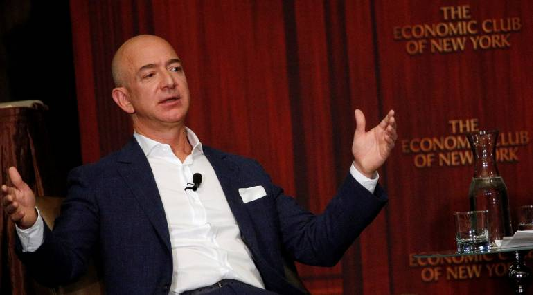 """In Jeff Bezos' Letter to Amazon Shareholders: """"Failure needs to scale too"""""""