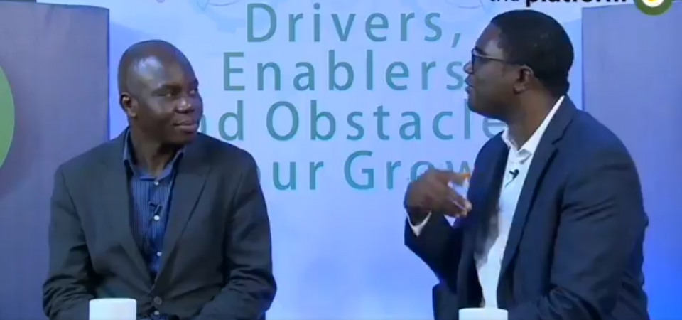 My Platform Interview Just After My Speech Is Now Posted [Video]