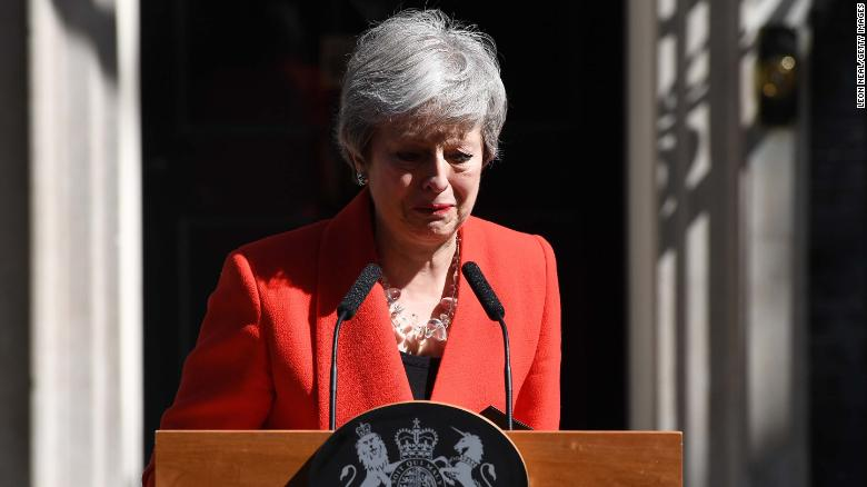 """UK Prime Minister Theresa May Resigns as Illusion of """"The Rise of Me Only"""" Ravages"""