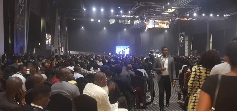 Review of Access Bank Powered Africa Fintech Foundry Disrupt 2019