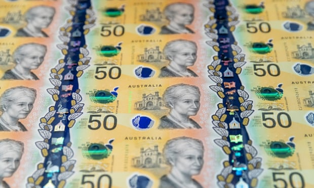 The Australia's 46 million times Banknote Error