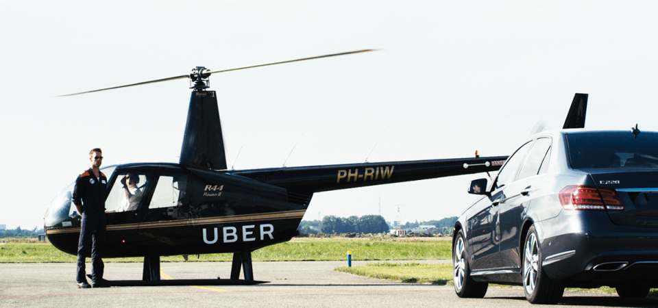 I Expect Uber to launch Uber COPTER in Lagos – Eko Hotels to Ikeja Airports