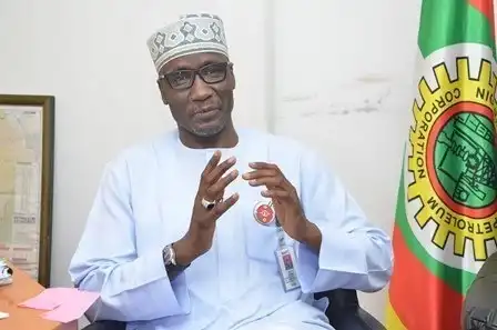 President Buhari Confirms Mele Kolo Kyari As New GMD of NNPC; 7 COOs Also Appointed