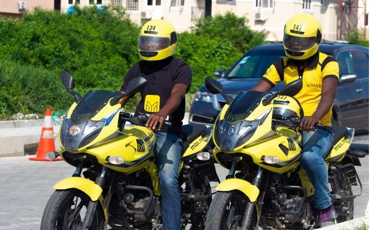 Nigeria's Max Raises About $7 Million To Scale Ride Hailing Motorbikes to Ghana and Ivory Coast