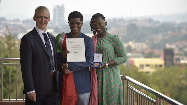 Pelebox Wins 2019 Africa Prize For Engineering Innovation