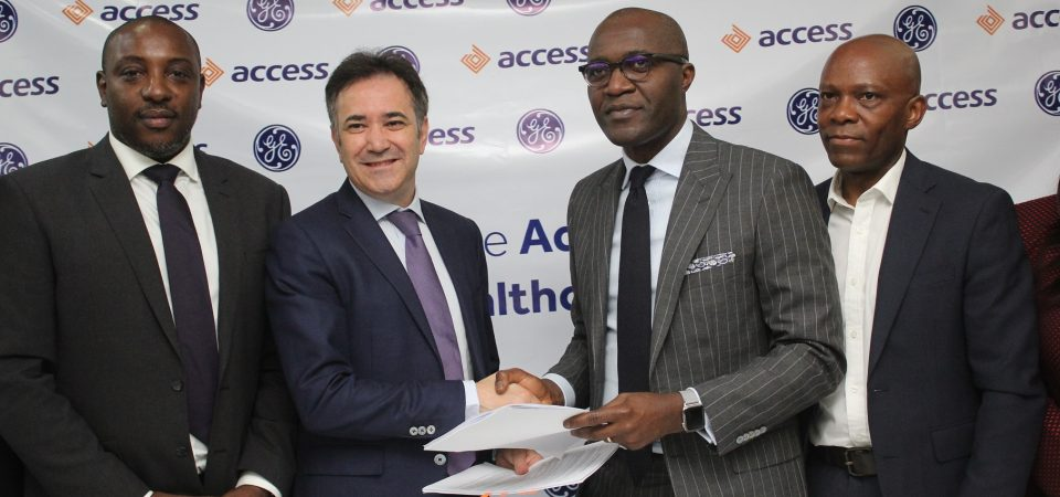 General Electric (GE)  Returns To Its Roots With Access Bank Nigeria Partnership