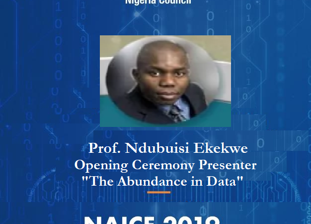 """Grand Opening Ceremony of SPE Int'l Conference – My Talk Title is """"The Abundance in Data"""""""