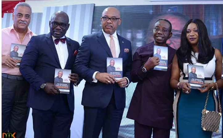 "Sir Ndukwe Osogho-Ajala, a FUTO Legend and Founder of Soulmate Industries, Launches a Book ""The Uncommon Story of a Nigerian Entrepreneur"""