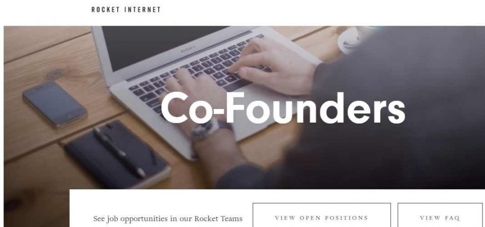 Hiring Co-Founders