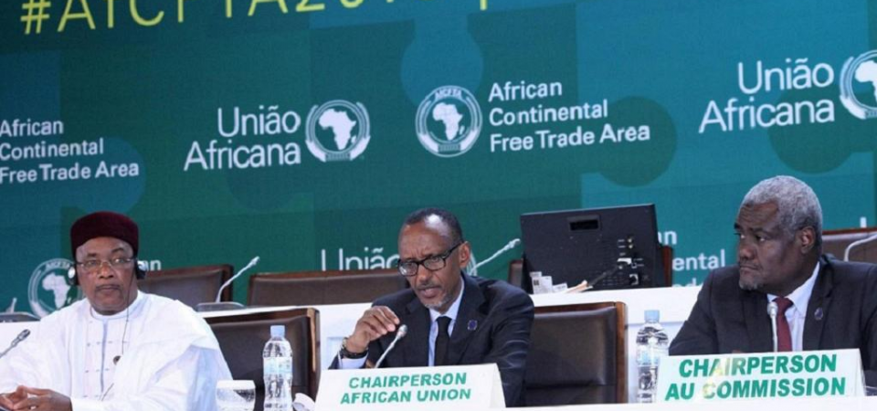 The Challenges Ahead of AfCFTA (African Continental Free Trade Agreement)