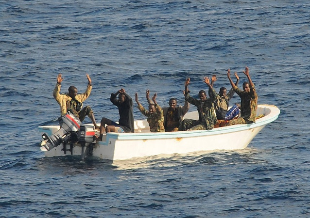 Nigeria still remains the headquarters of piracy attacks