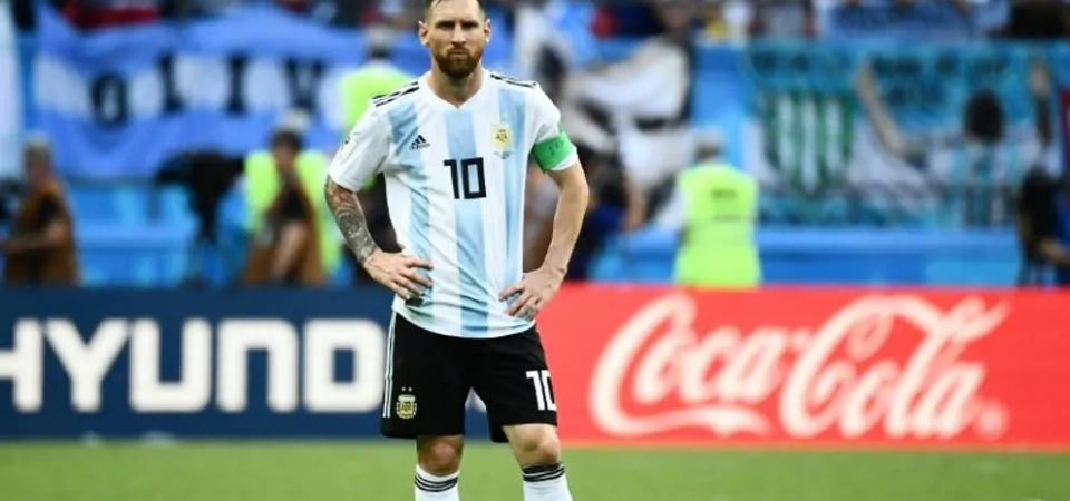 What's wrong with Messi' Argentina?