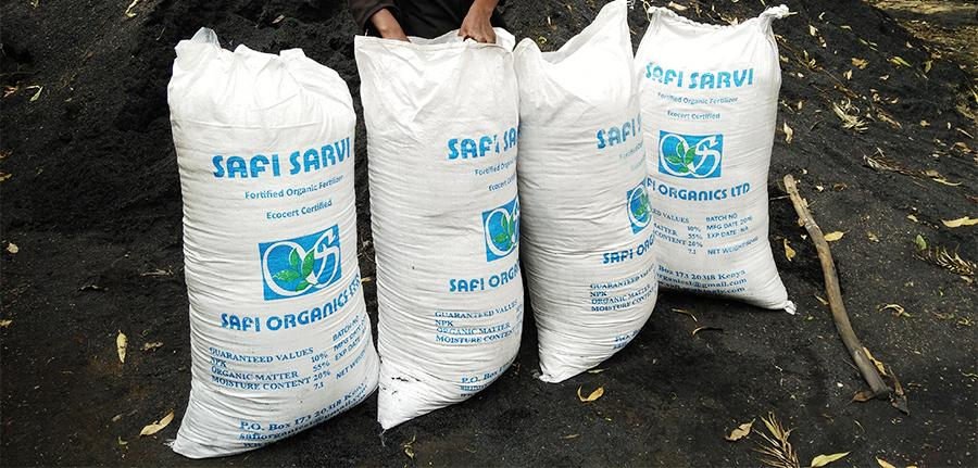 Safi Organics Wants To Solve Africa's Fertilizer Paralysis