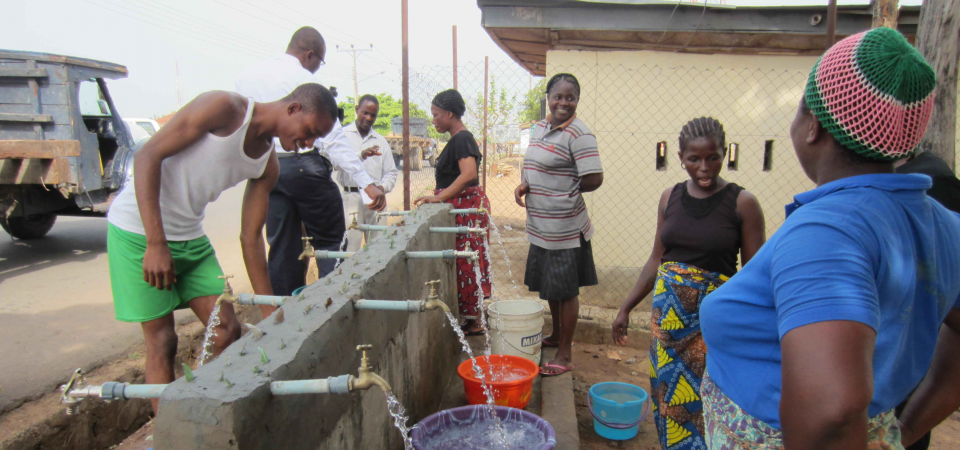 Towards A Future of Potable Water Supply in Nigeria