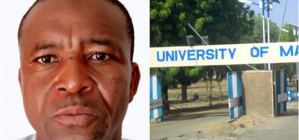 Busted! Dr. Yakubu Nura Didn't Win a Physicist Award