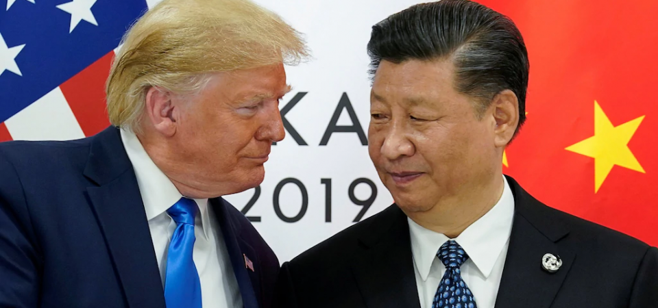 The New Phase of the US-China Trade War