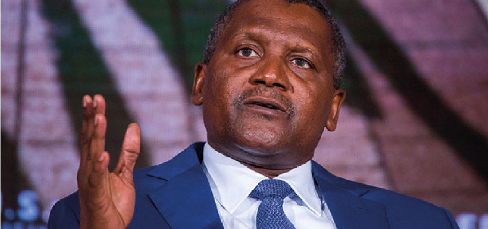 """The Dangote System"" – A New Book from Ndubuisi Ekekwe"