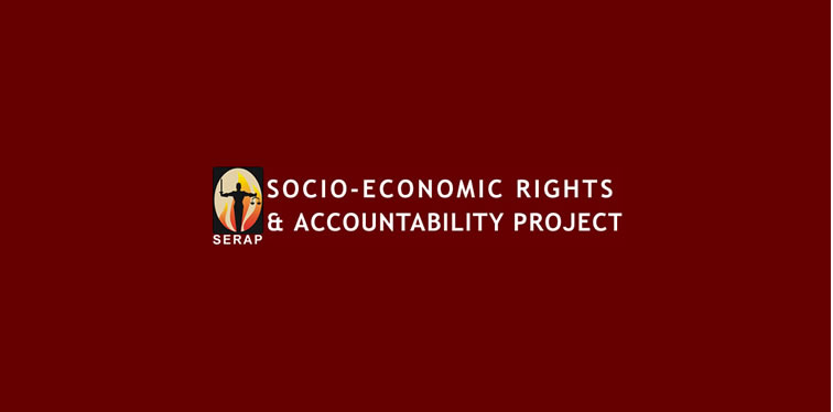 SERAP's Open Letter to Buhari for the Implementation of Judicial Financial Autonomy Report.
