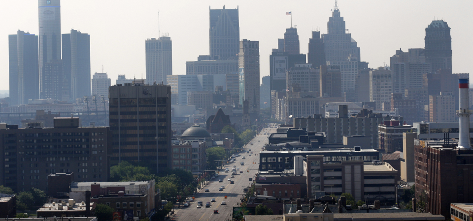 Lessons from Design of Nations: From Faded Detroit to Ebullient Silicon Valley