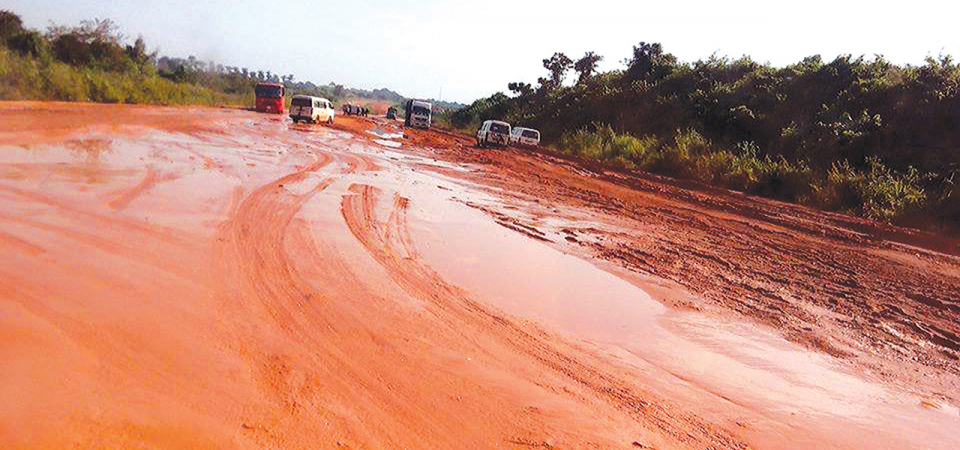 The Death Trap Called Enugu-Onitsha Expressway