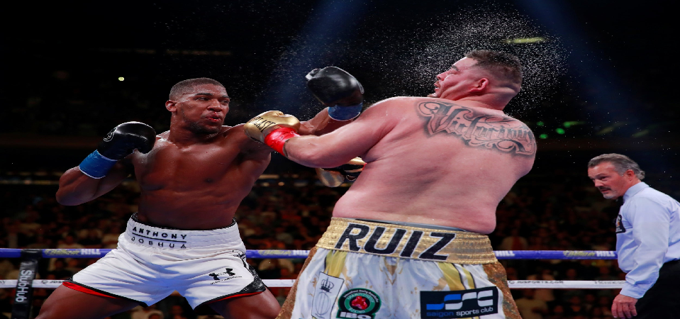 Anthony Joshua Needs Focus To Defeat Andy Ruiz