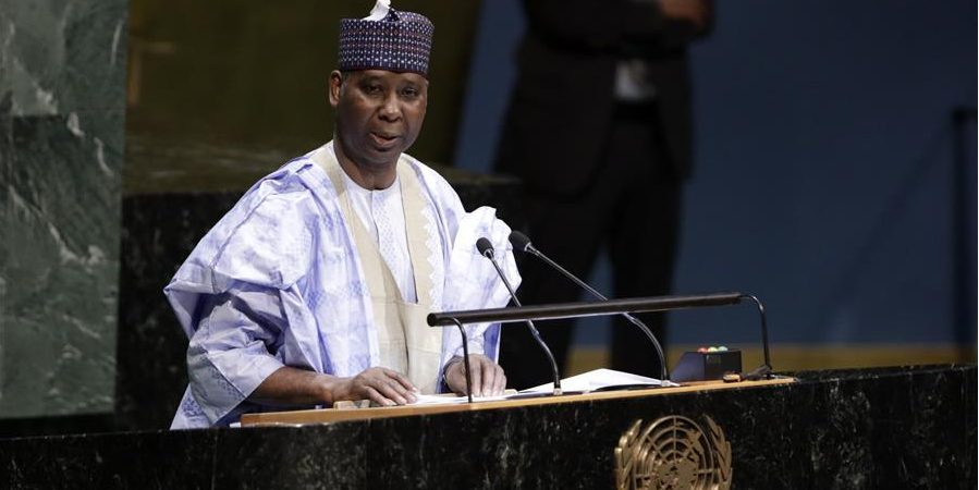 The Challenge Ahead for New UNGA President, Muhammad-Bande