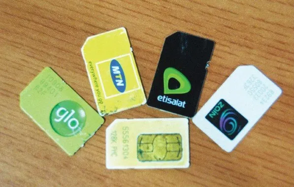 How To Ascertain Your Sim Card Registration Status In Nigeria