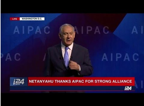 The Israel's Netanyahu's Speech [Video]