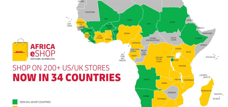 DHL Africa eShop Is Now A Threat To Leading Ecommerce Players