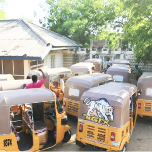 Fixing Kano's Girl-Child Education and Metropolitan Tricycle Paralyses