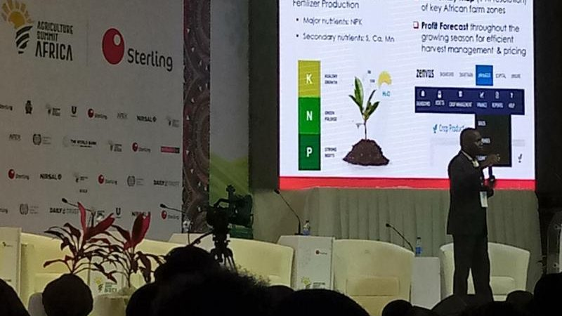 Delivered Well Received Keynote At Sterling Bank Ag Summit Africa