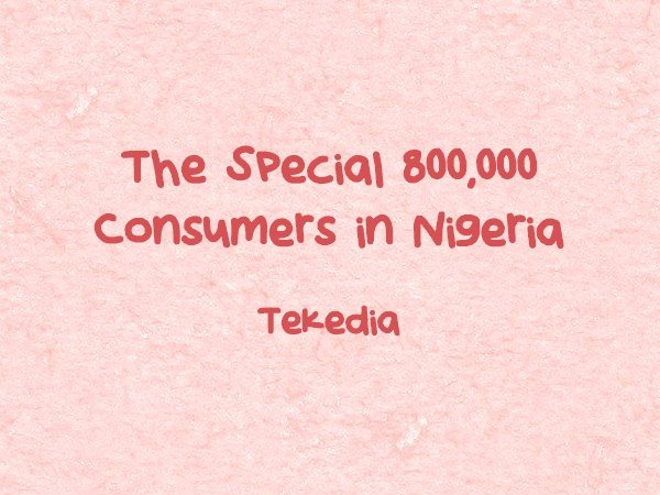 Nigeria's Double 2% Premium Customers