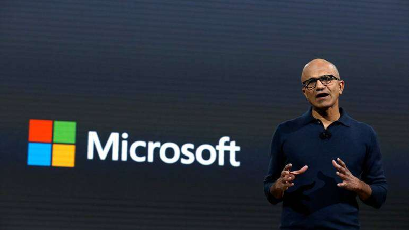 The Microsoft Satya Nadella's Interview on Surface