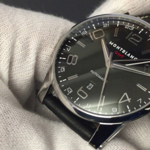 Montblanc TimeWalker GMT – A Watch for Every Traveler