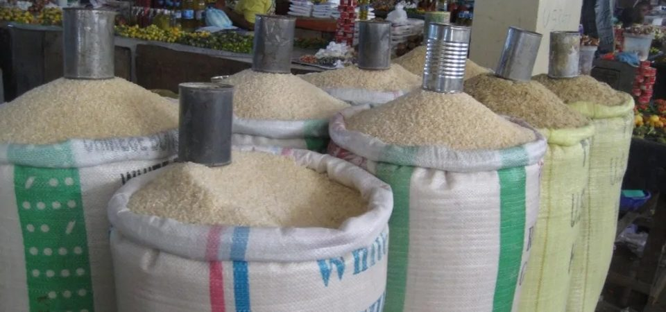 The Ibadan Market's Midnight Agents for Rice