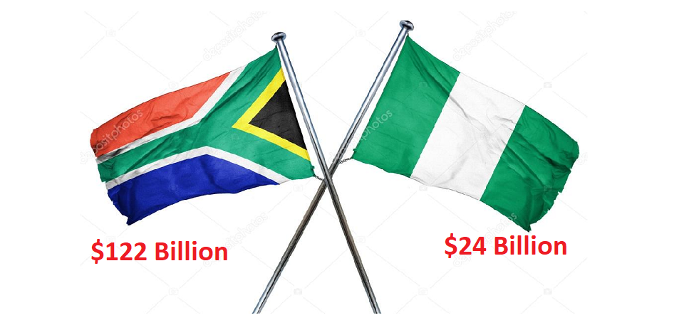 Nigeria Beats South Africa to Become the Continent's Biggest Economy, But It's not Enough.
