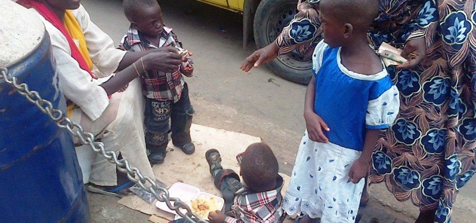 A Call to Stop Using the Sick and Defenseless as Begging Tools in Nigeria