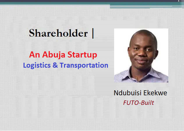Yesterday, I Signed Term Sheet With An Abuja Startup