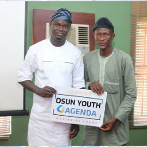 How KDI is Redesigning Advocacy for Youth Agenda in Osun State, Nigeria