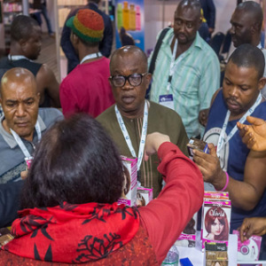 Beauty West Africa Exhibition 2019: Fresh Hope for People with Skin Diseases as EWA Showcases Preventive and Curable Products